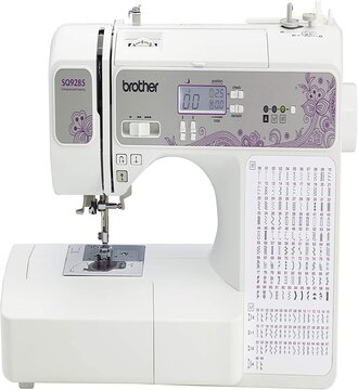 Brother 150-Stitch Computerized Sewing Machine with Wide Table