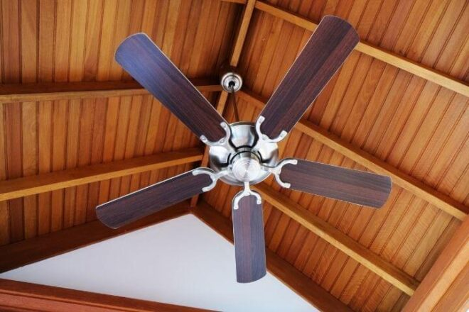 high speed ceiling fan