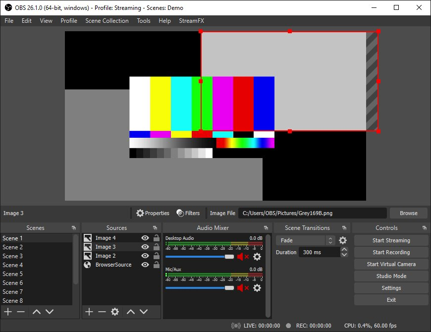 OBS game capture