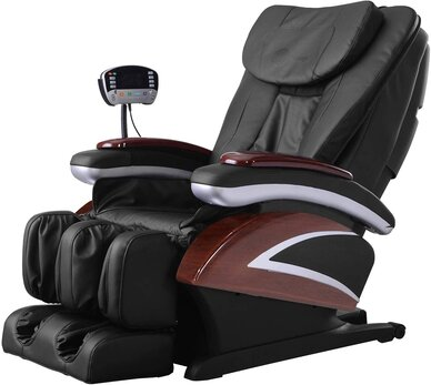 Shiatsu Massage Chair Recliner with Built-in Heat Therapy